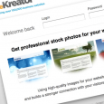SiteKreator today announced an update to its Welcome Back page. Registered SiteKreator clients are automatically sent to this page, instead of the site's homepage, which gives them a quicker way to log in to their existing account, or crete a new account.