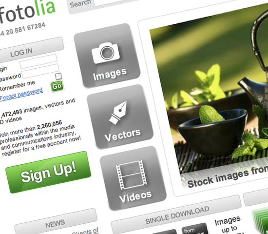 Yola Announces Fotolia Integration