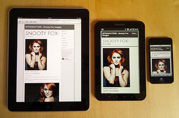 Moonfruit Mobile HTML
