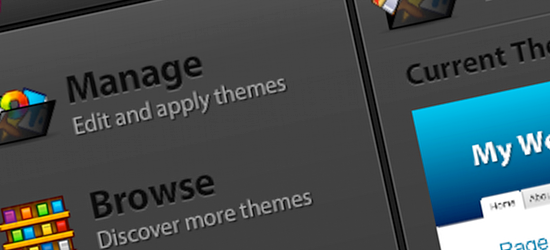 Flash-based sitebuilder SnapPages released this week a new version of its Themes App.